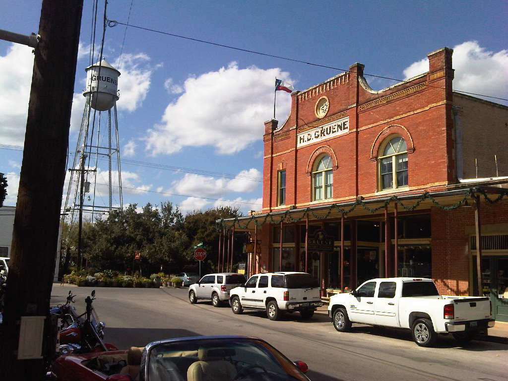 Gruene, TX   © Brian Bennett/Flickr