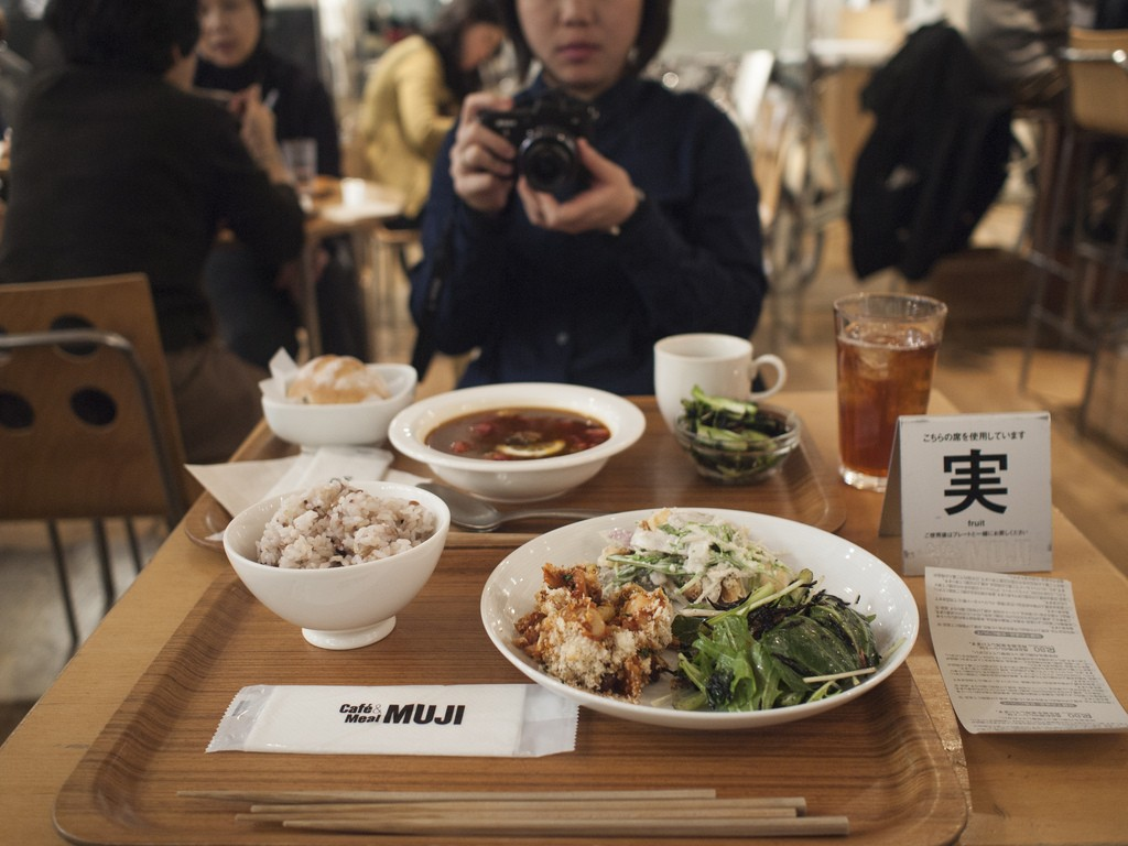 A meal at Meal MUJI | © Jonathan Lin/Flickr