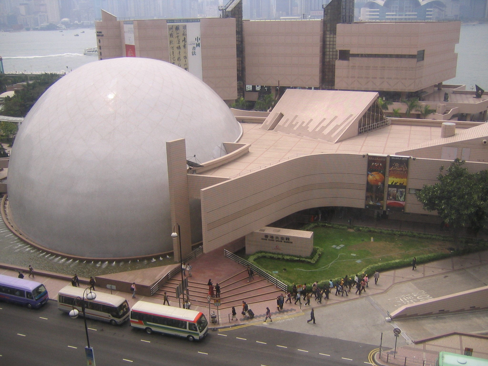 Hong Kong Space Museum | Marcus Meissner/CC BY 2.0/Wikimedia Commons