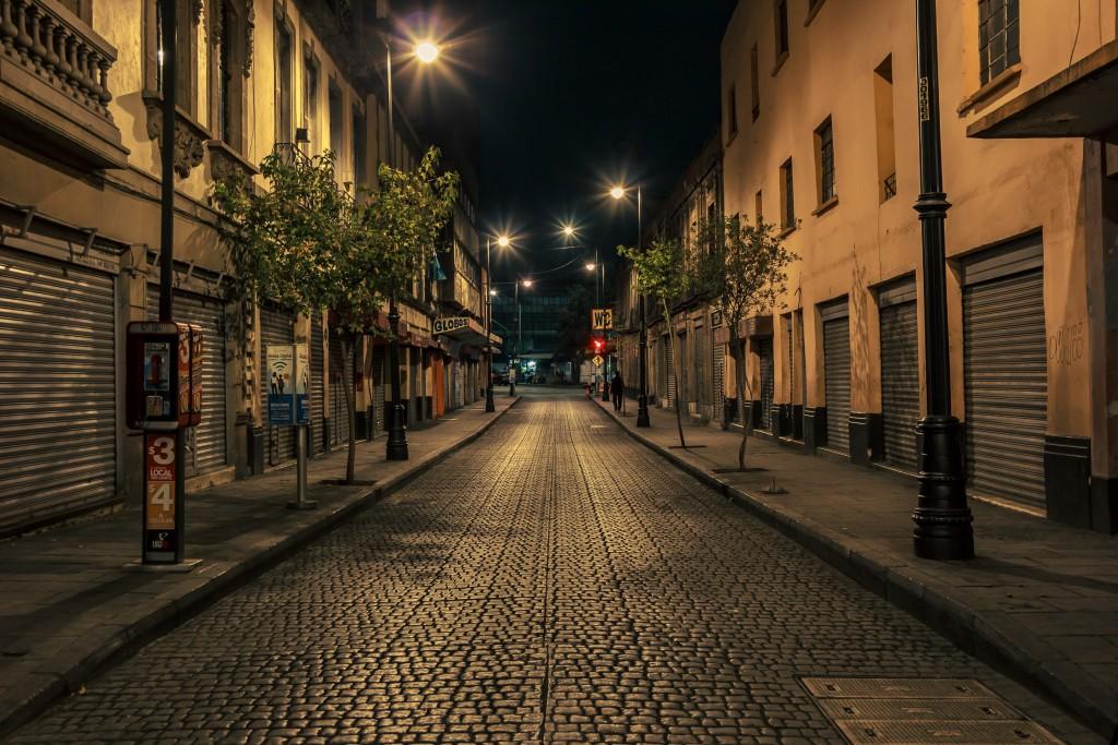 Mexico City Historic Centre| © iivangm/Flickr