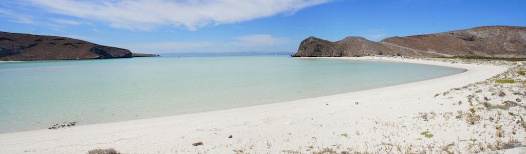 Bahía Balandra, La Paz | © Andrea Tosatto/Flickr
