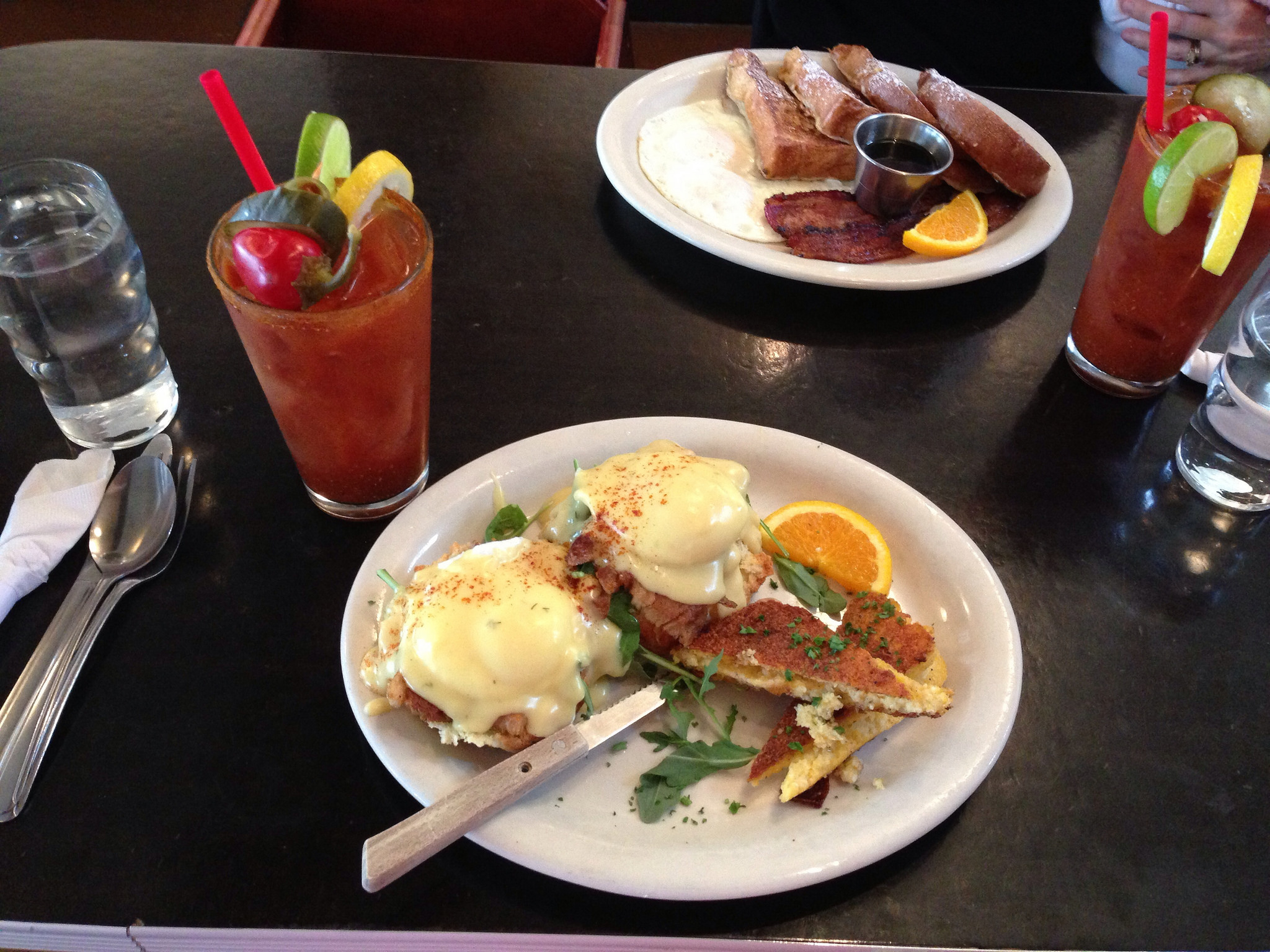 Bloody Mary brunch © Francis Storr/Flickr