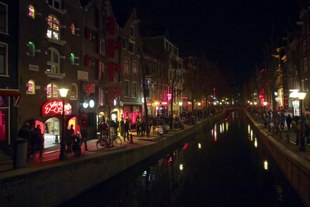 The Red Light District | © Marco Bellucci / Flickr