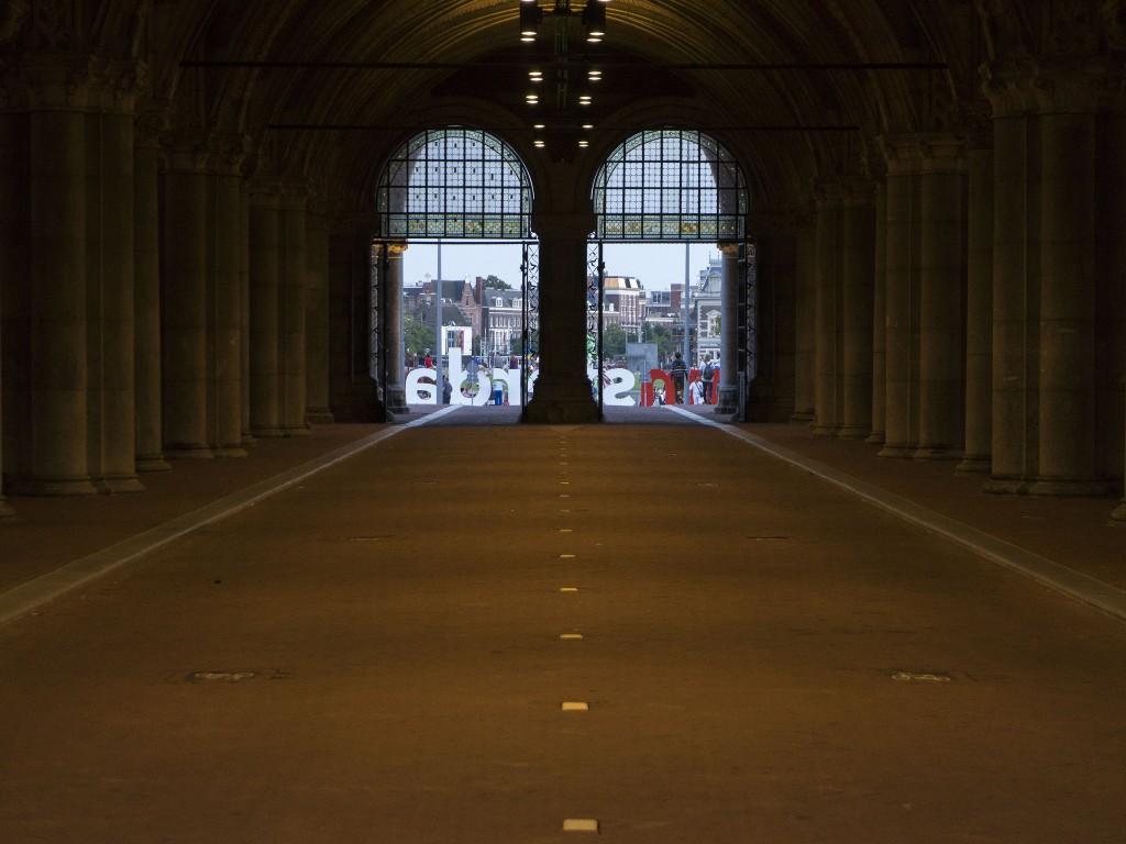 Bike lanes in Amsterdam | ©Kismihok / Flickr