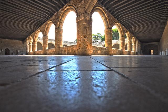 Archaeological Museum of Rhodes | © Jorge Láscar/Flickr
