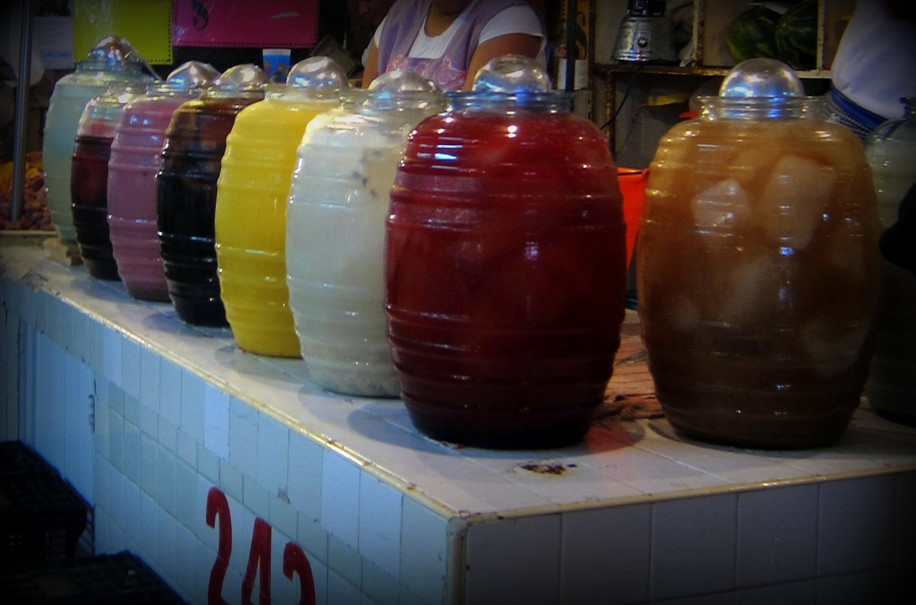 Aguas Frescas Mexico City S Favorite Drink