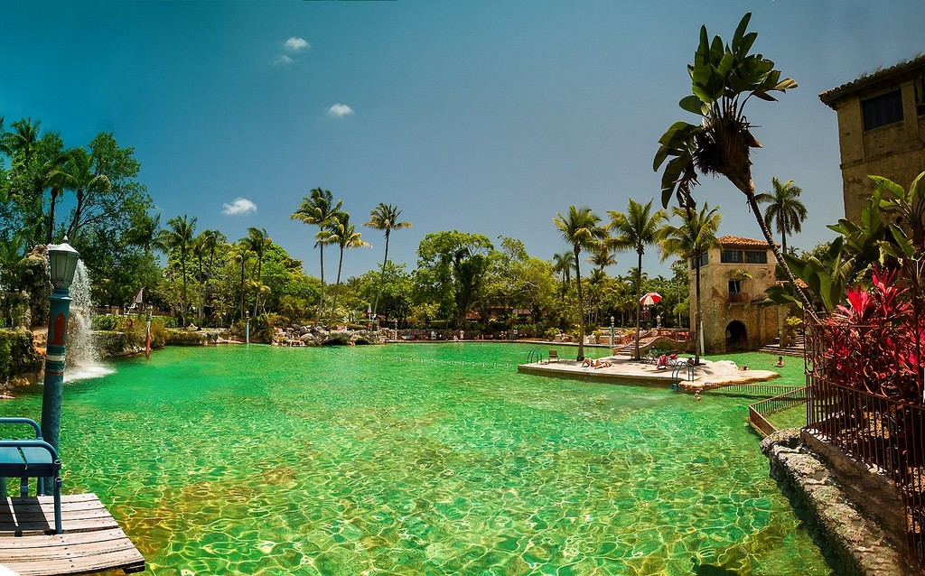 Venetian Pool Coral Gables A South Florida Must Visit