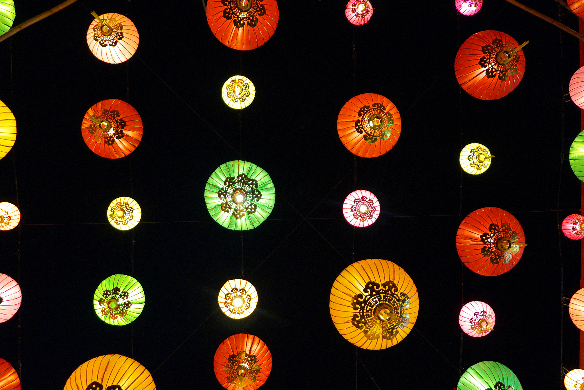 Mid-Autumn Lantern Festival at Victoria Park | travel oriented/CC BY-SA 2.0/Flickr