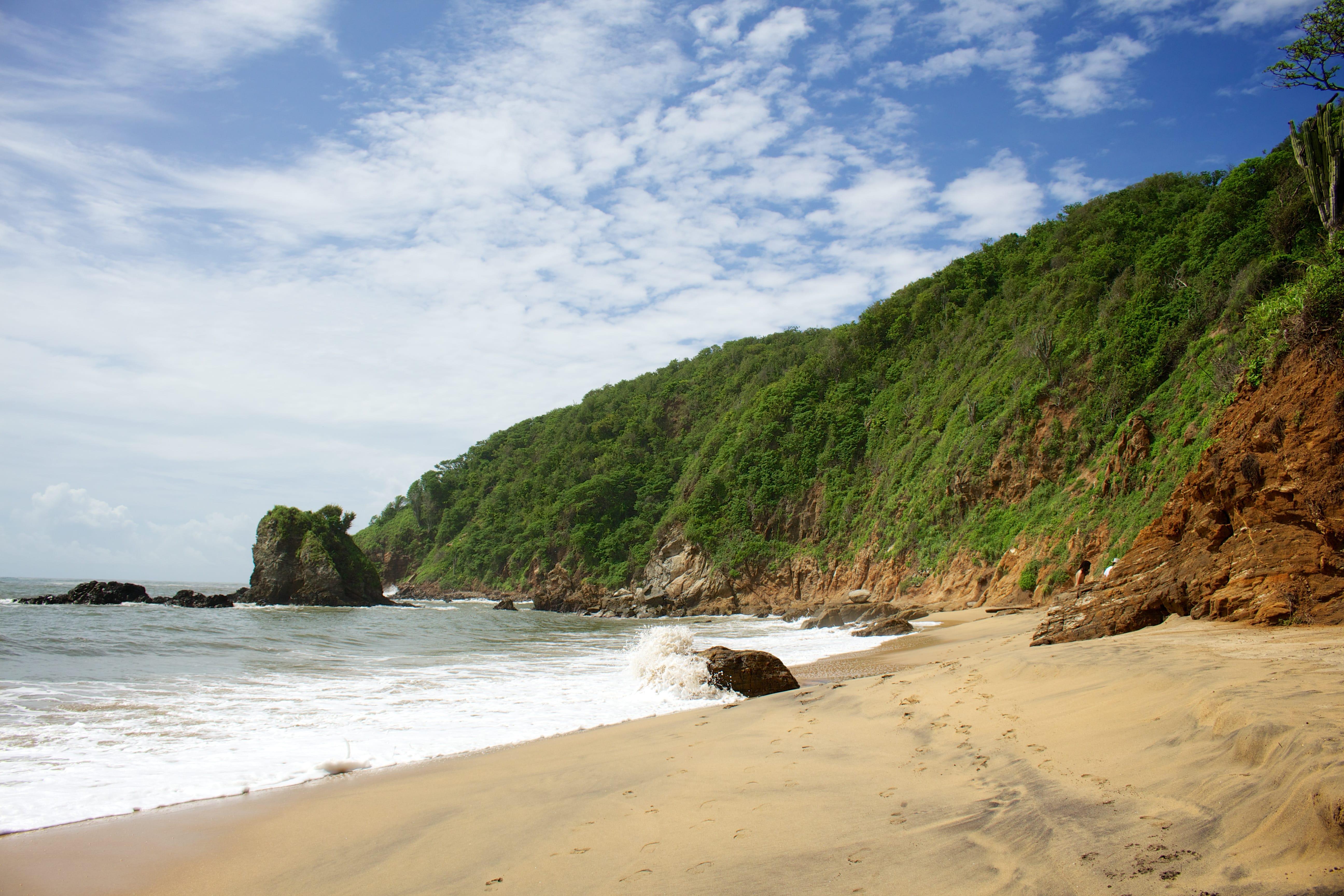 Playa Mazunte, Mazunte | © Gabriel Balderas/Flickr
