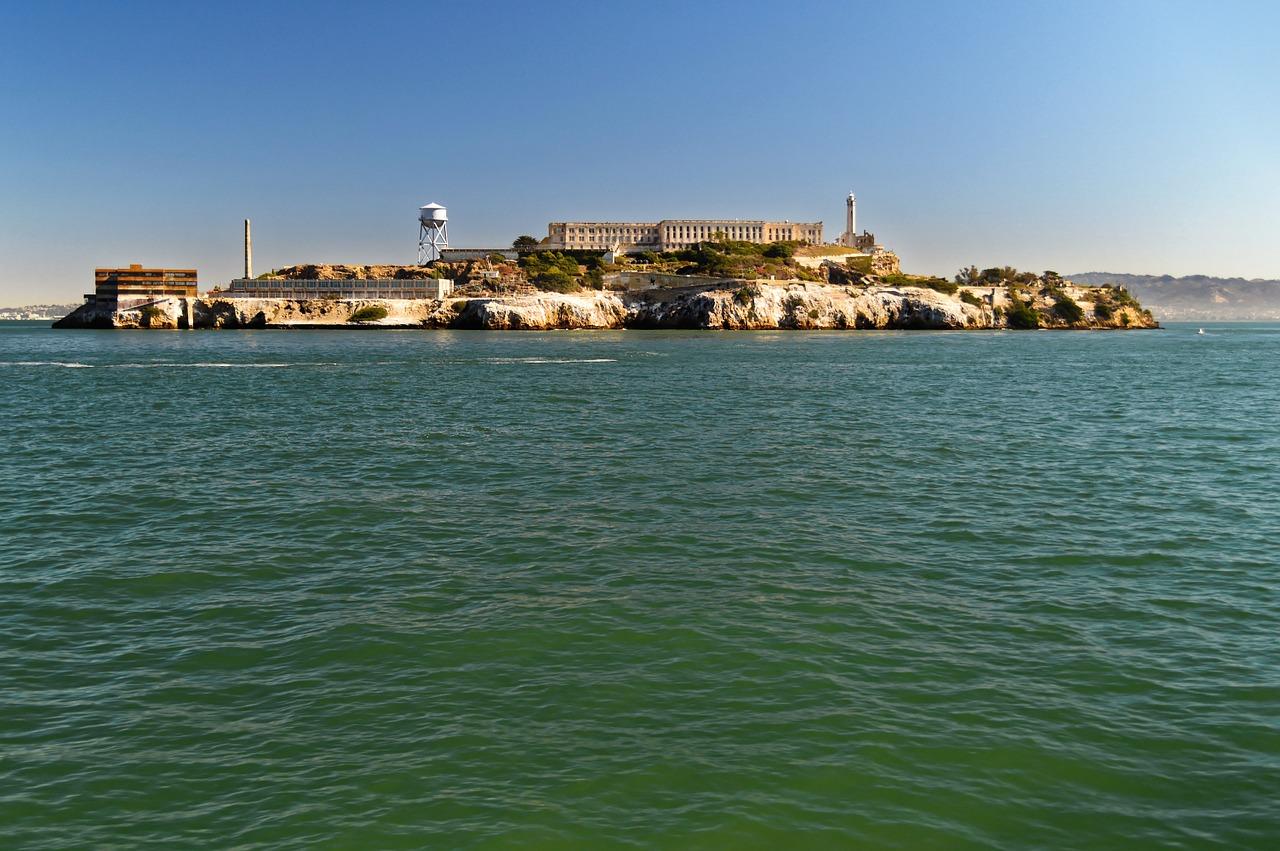Alcatraz Island | Public Domain/Pixabay