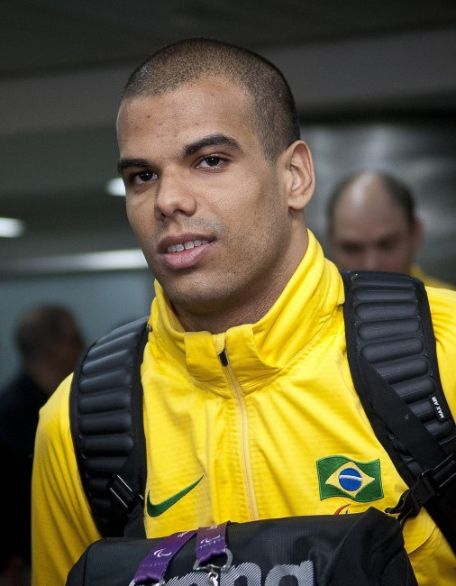 André Brasil, Brazilian Paralympian swimmer |© Materialscientist/WikiCommons