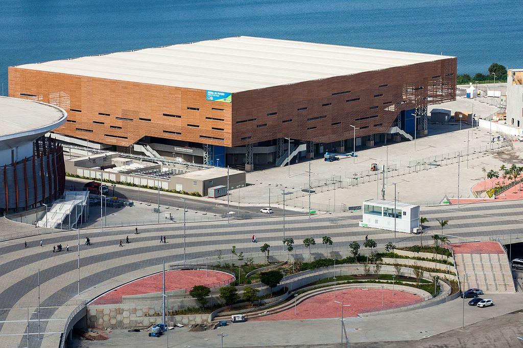 Future Arena  © Chronus/WikiCommons