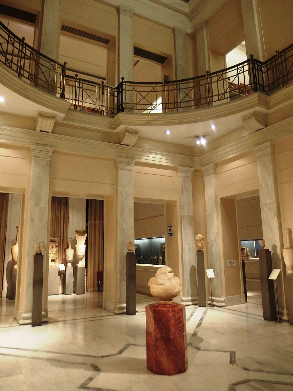 The Stunning Benaki Museum At A Glance