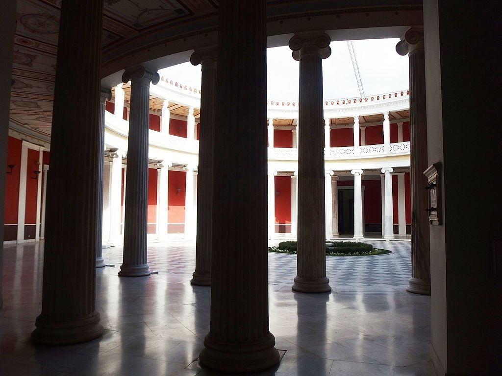 The Zappeion Hall atrium|© Palickap/WikiCommons