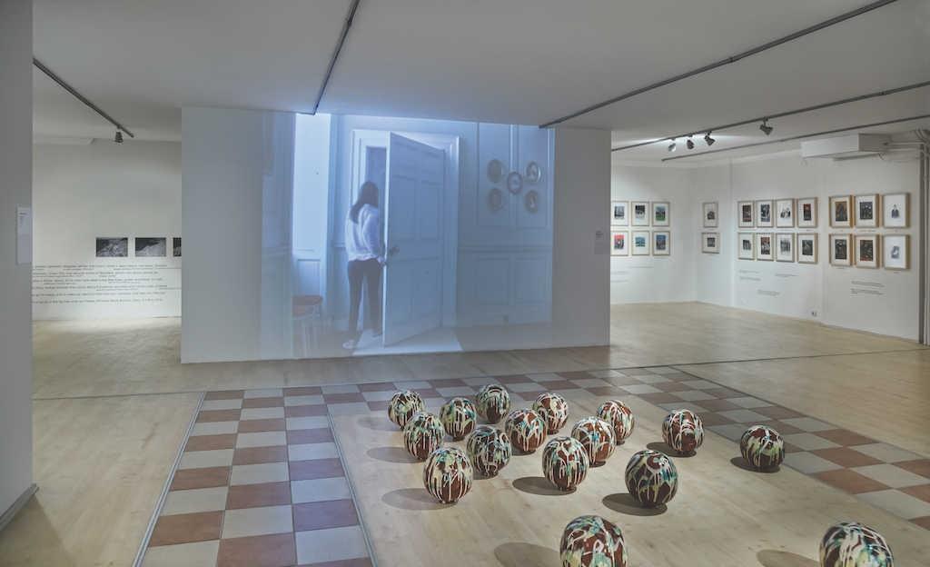Ayse Erkmen, Rounded, 4th Canakkale Biennial 2014