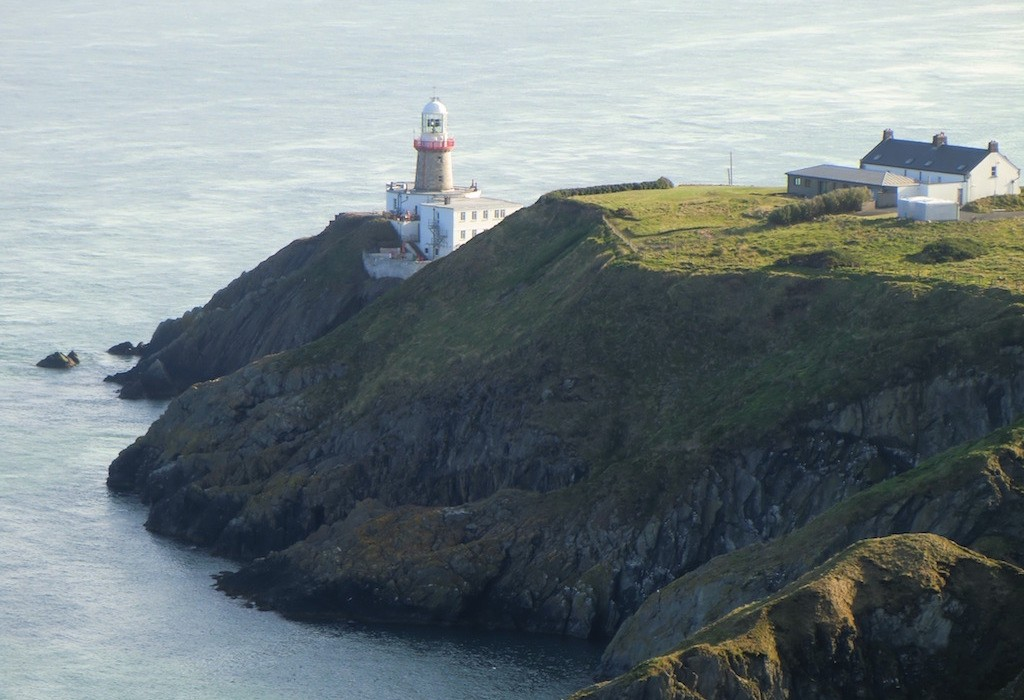The Baily Lighthouse, Howth | ©YvonneM/WikiCommons