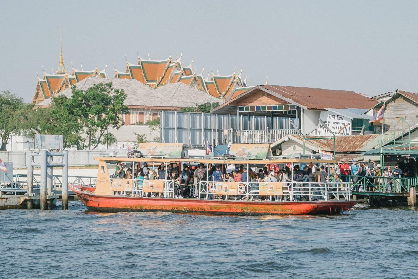 The Ultimate Guide to Navigating the Chao Phraya River