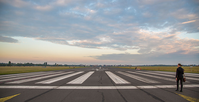 Tempelhofer Feld| © Tony Webster/WikiCommons