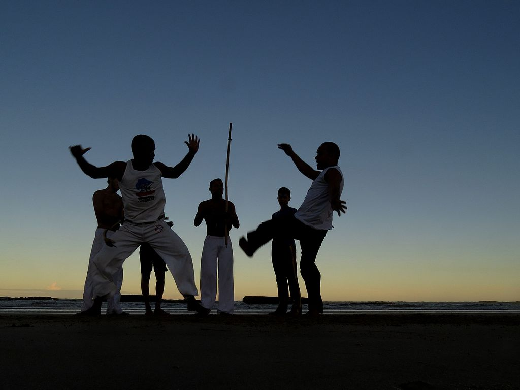 Capoeira at sunset |© Bruno Rocksan/WikiCommons