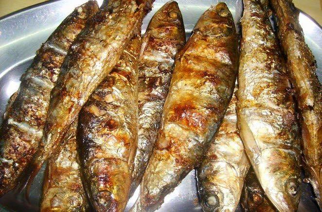 Fried sardines at Casa da Ostra | courtesy of Casa da Ostra