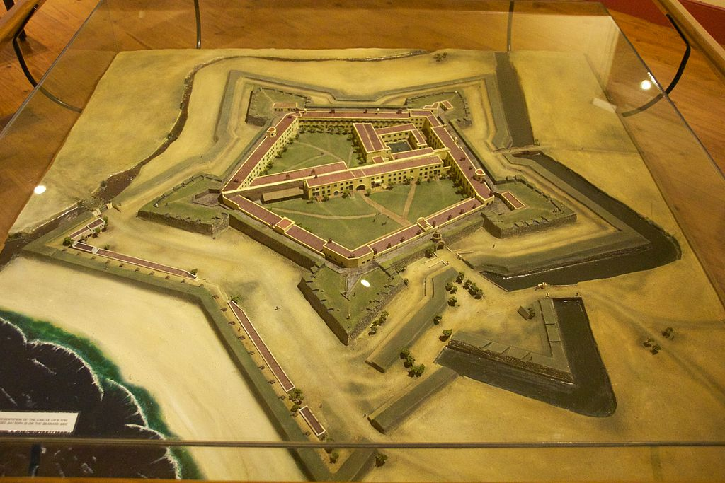 A Brief History Of The Castle Of Good Hope Cape Town