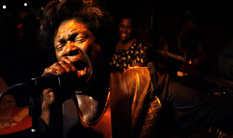 Charles Bradley impersonating James Brown | © The Film Review