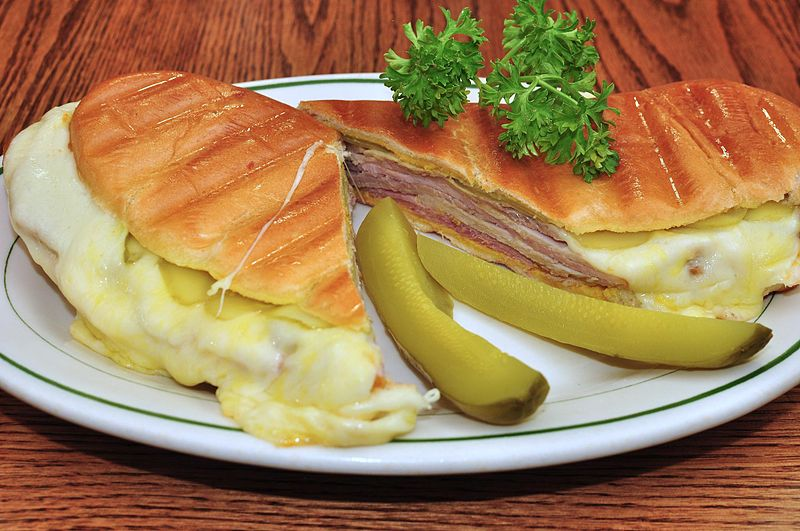 Miami is heavily influenced by Cuban culture. The Cuban sandwich is as authentic a Miami dish as you will find