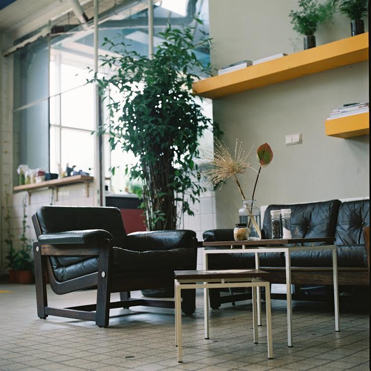 De School's café | © De School, Amsterdam