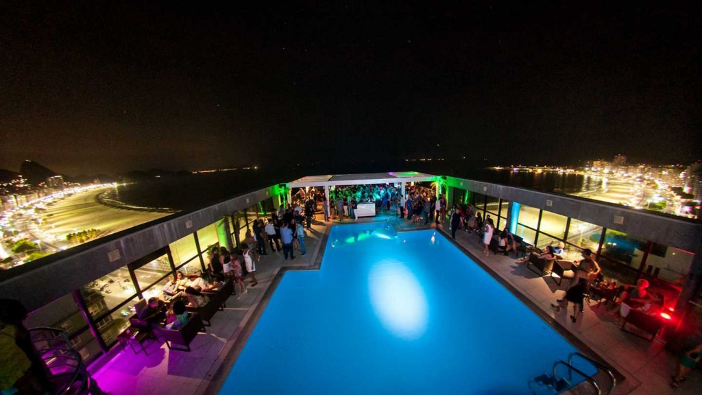 The rooftop bar at the Pestana Hotel |© courtesy of Pestana Hotel Management