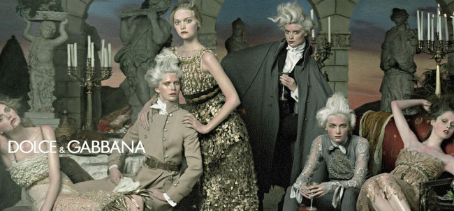 84f8353cd8 The Style Guide to Dolce and Gabbana