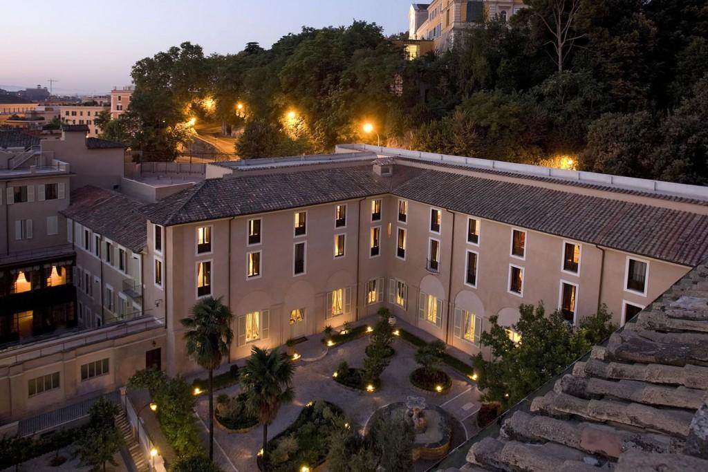 Donna Camilla Savelli Hotel | © Courtesy of the venue
