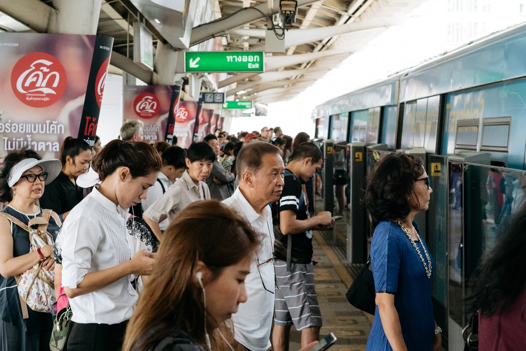 A Guide To Using The BTS Skytrain In Bangkok
