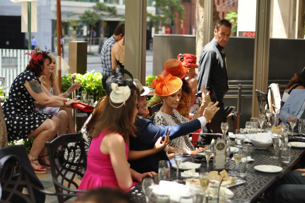 Melbourne Cup 2014 | Courtesy of The Terrace Hotel