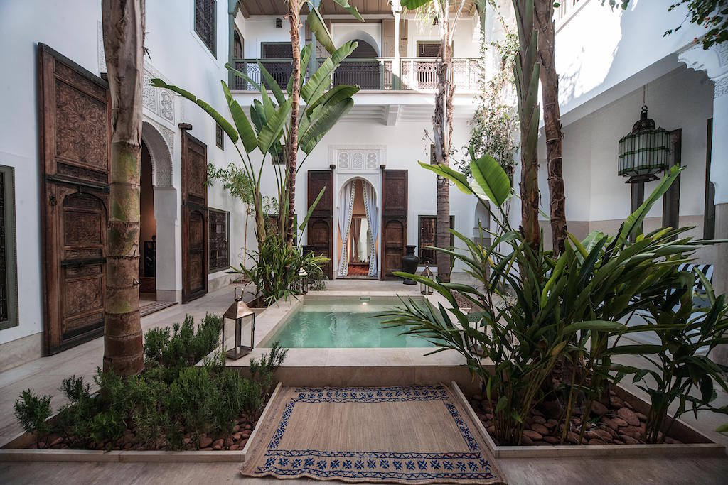 Marrakech 39 S Most Beautiful Riads