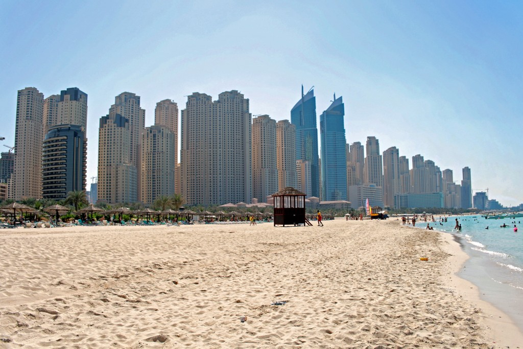 The Beach at Jumeirah Beach Residence | © WikiCommons