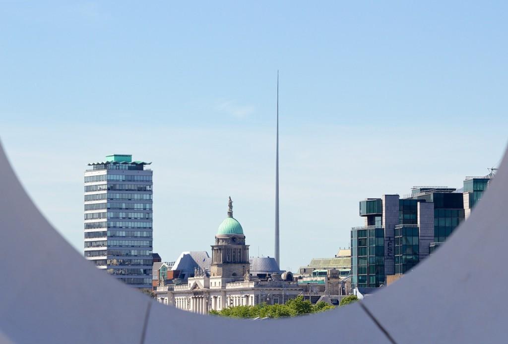 Dublin skyline | ©Picography/Pixabay