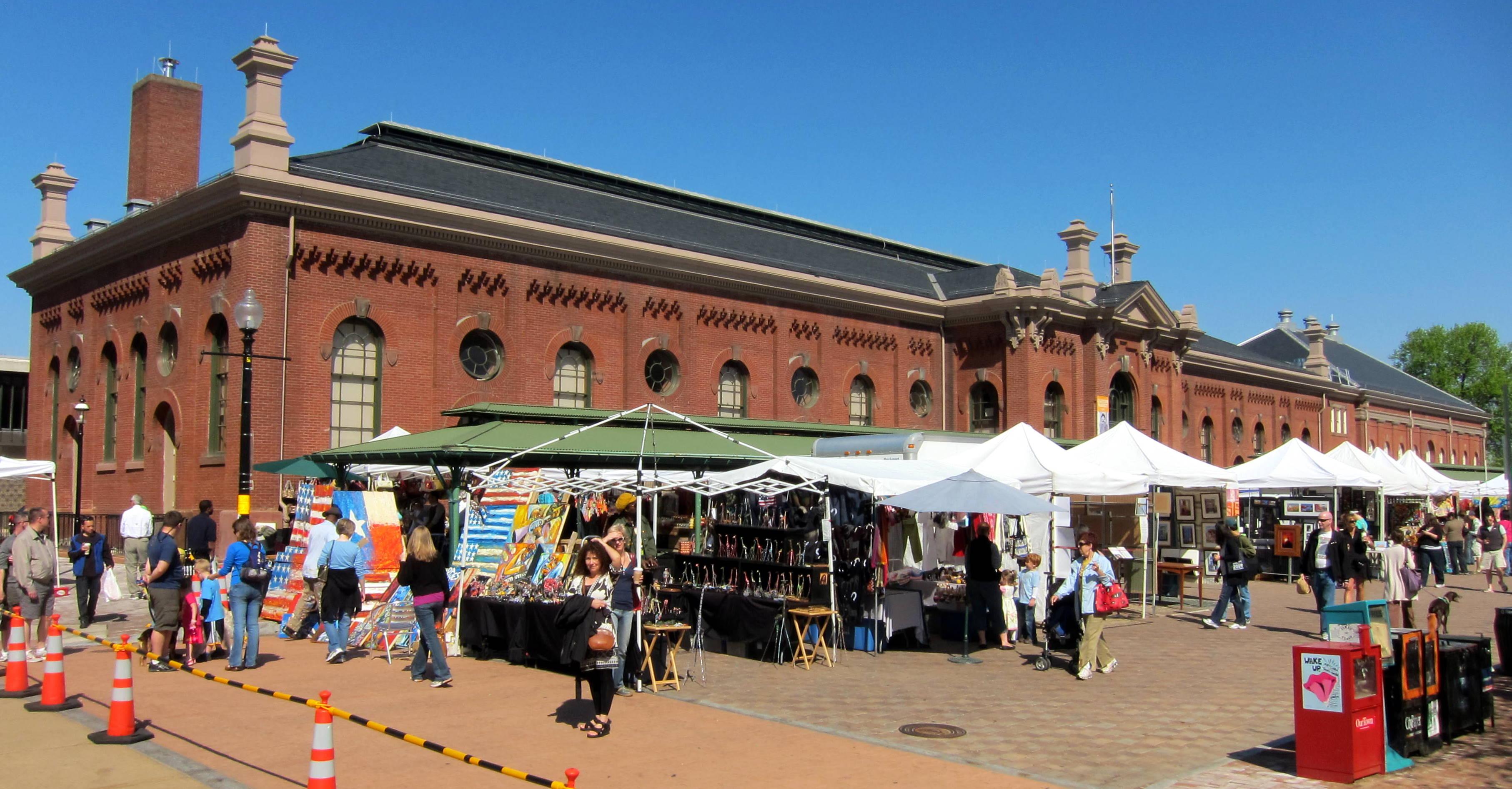 Resultado de imagen para washington eastern market
