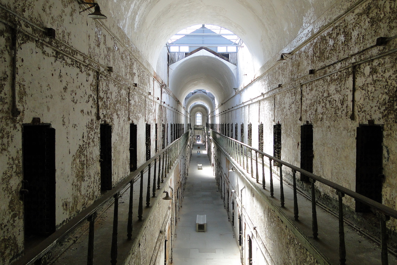 Eastern State Penitentiary, Philadelphia, Pennsylvania | © Adam Jones, Ph.D./Wikicommons