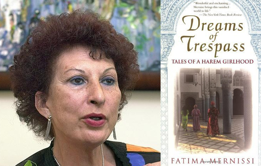 Dreams of Trespass: Tales of a Harem Girlhood © Perseus Books Group