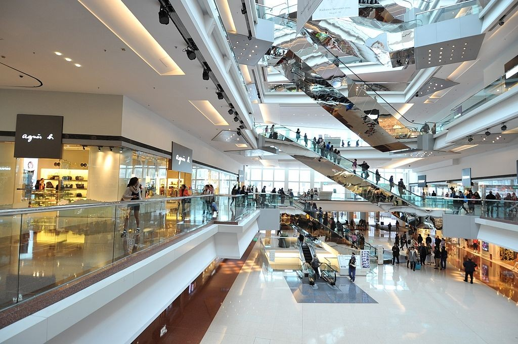 Hong Kong S Most Famous Malls And Department Stores