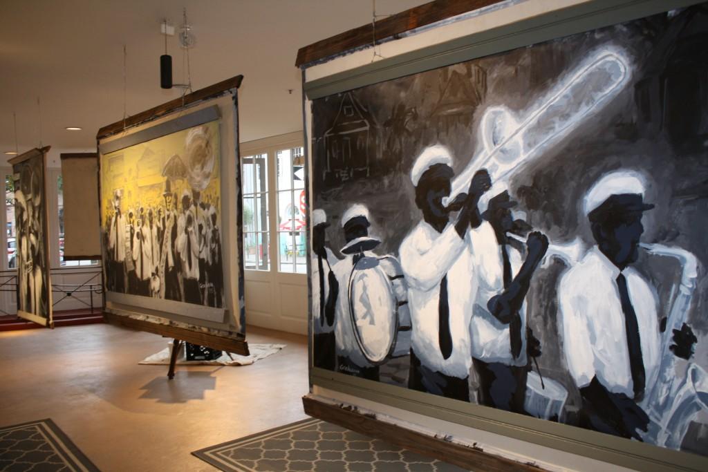 Brand New Orleans Art Gallery | Courtesy of BNOAG