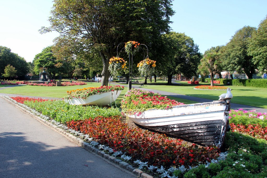 People's Park, Dun Laoghaire, Ireland | ©Christine Matthews/Geograph