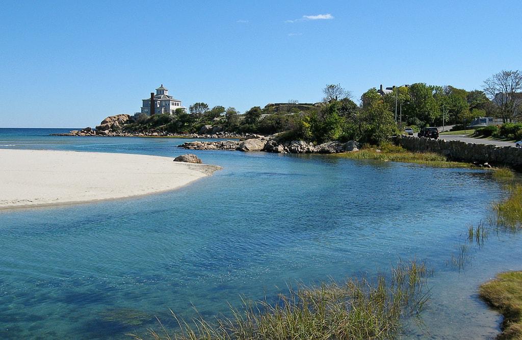 Good Harbor Beach in Gloucester, MA | © pfly / Flickr