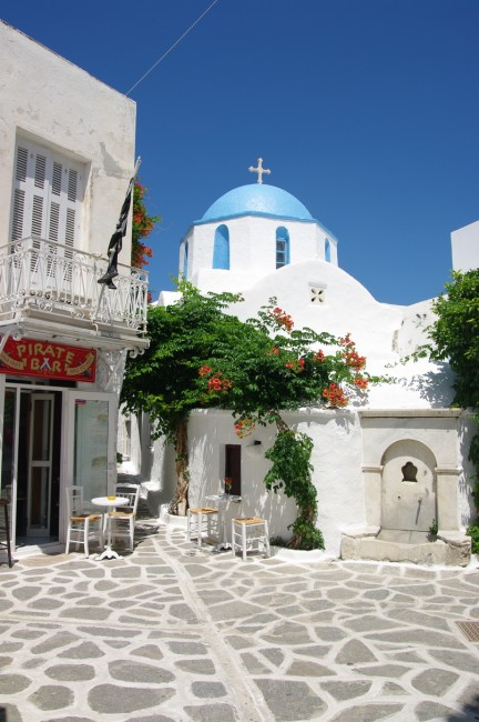 Parikia, Paros | © Bgabel/WikiCommons