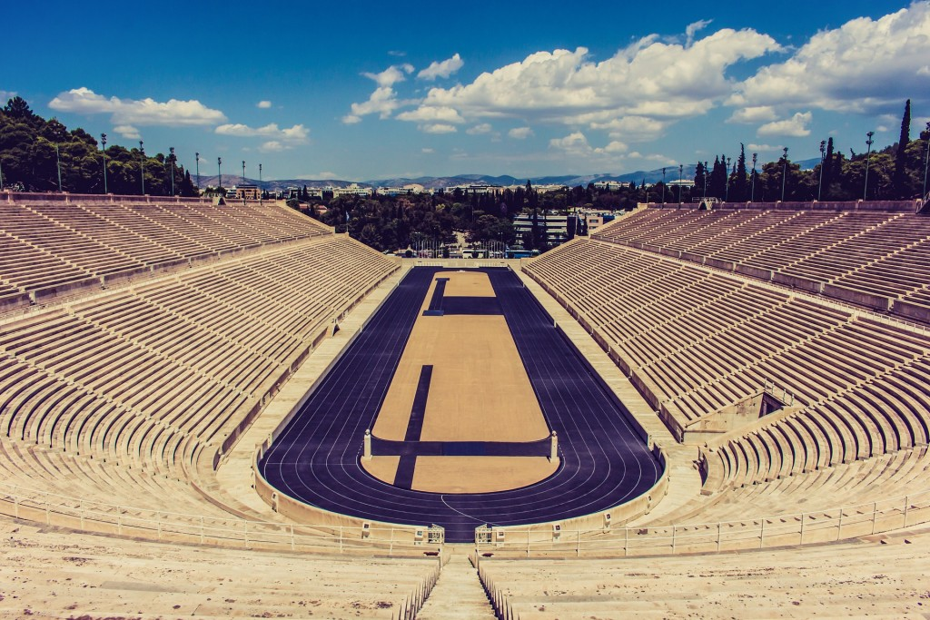 The Panathenaic Stadium |© RzlBrz007700/PixaBay
