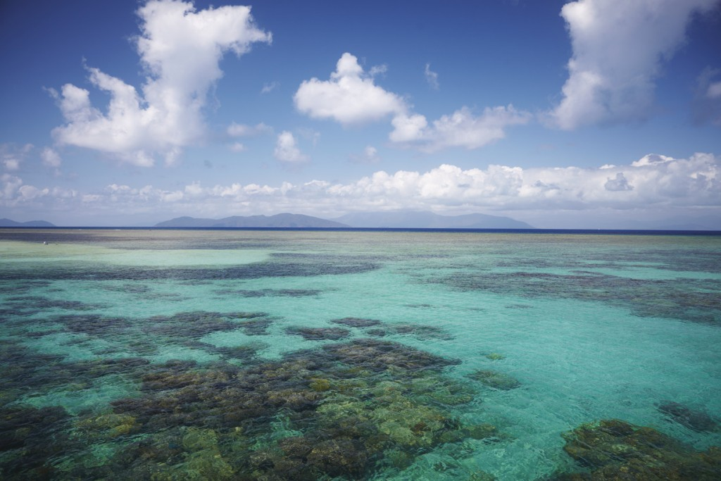 Green Island, Great Barrier Reef, QLD | Courtesy of Tourism Australia © Maxime Coquard