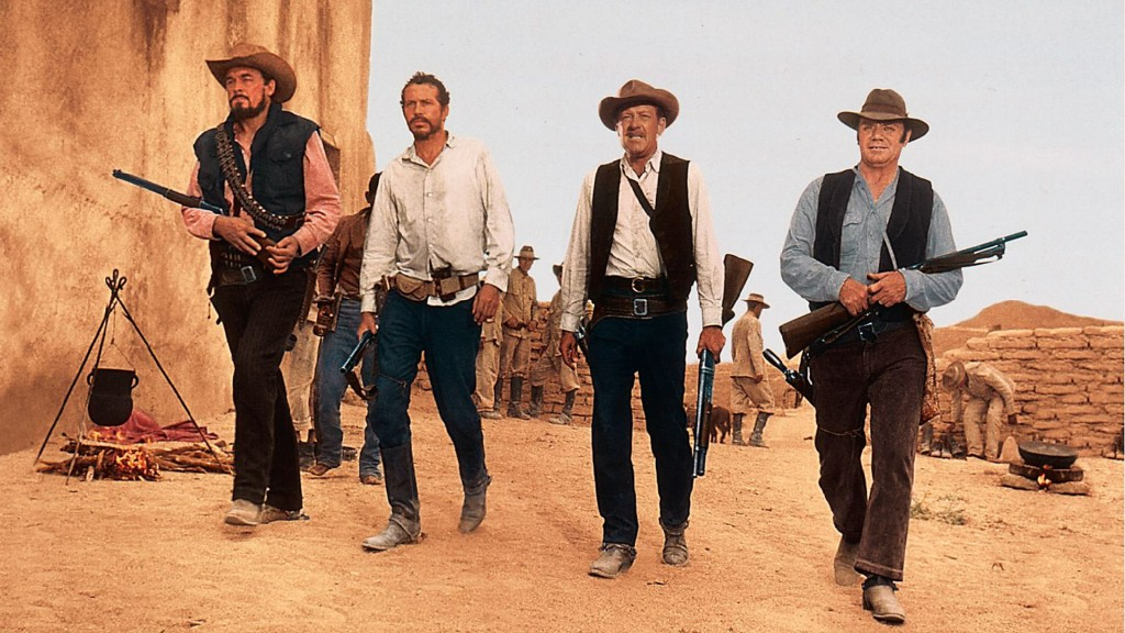 The Wild Bunch (Warner Bros./Seven Arts)