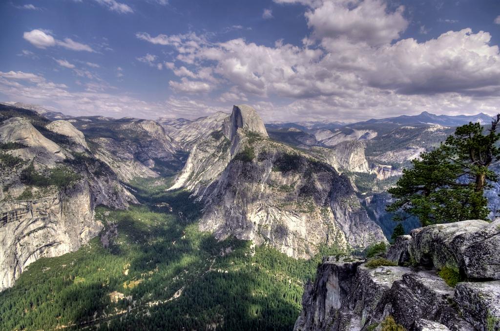 Half Dome, Yosemite | © Vicente Villamón/WikiCommons