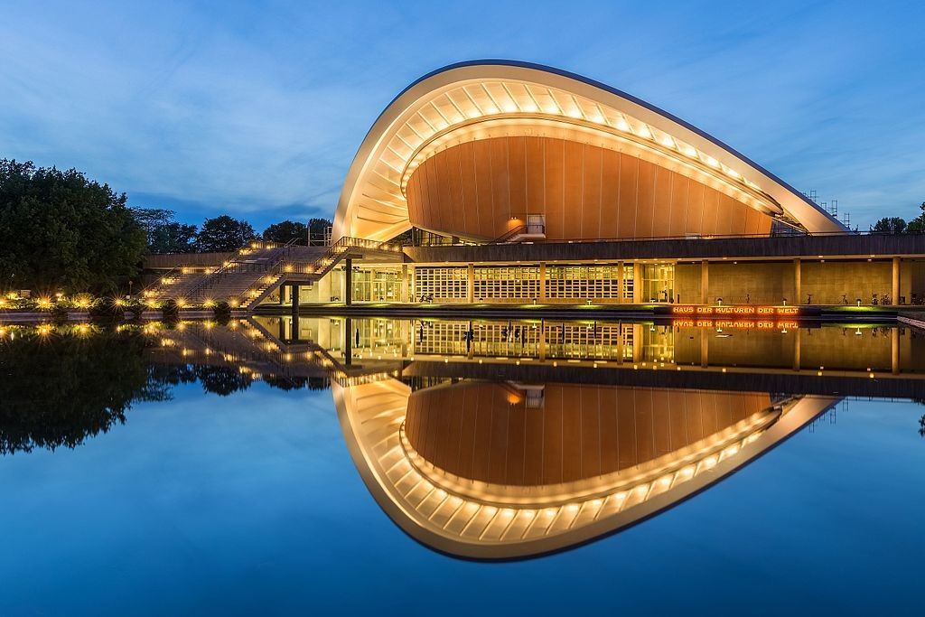 Haus der Kulturen der Welt | © Ansgar Koreng/WikiCommons