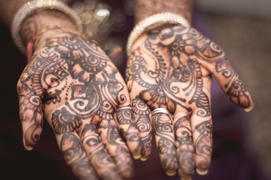 Traditional henna design | © Unplash / Pixabay